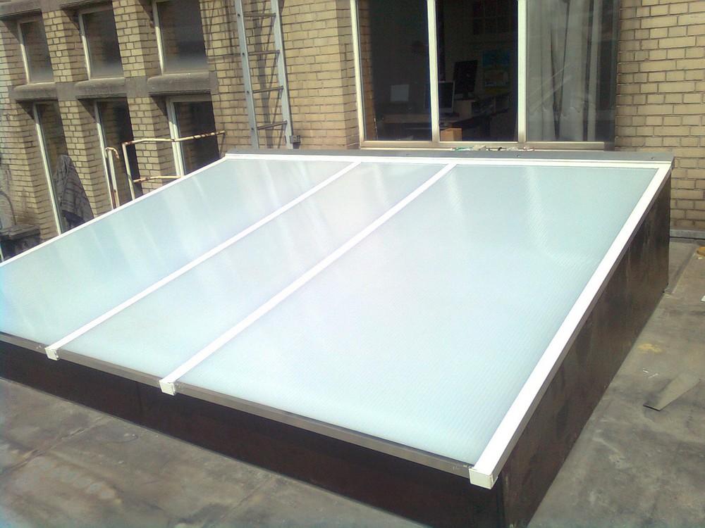 Lanterneau Polycarbonate Plexiglas